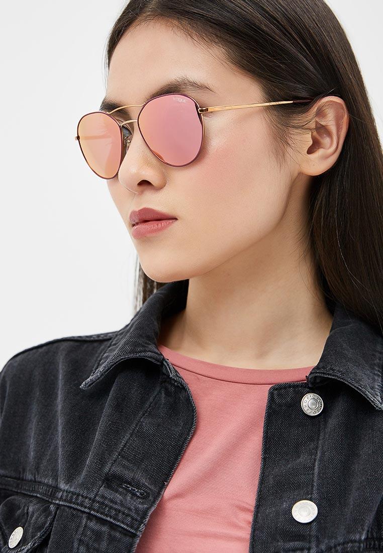 Женские солнцезащитные очки Vogue® Eyewear 0VO4060S: изображение 8
