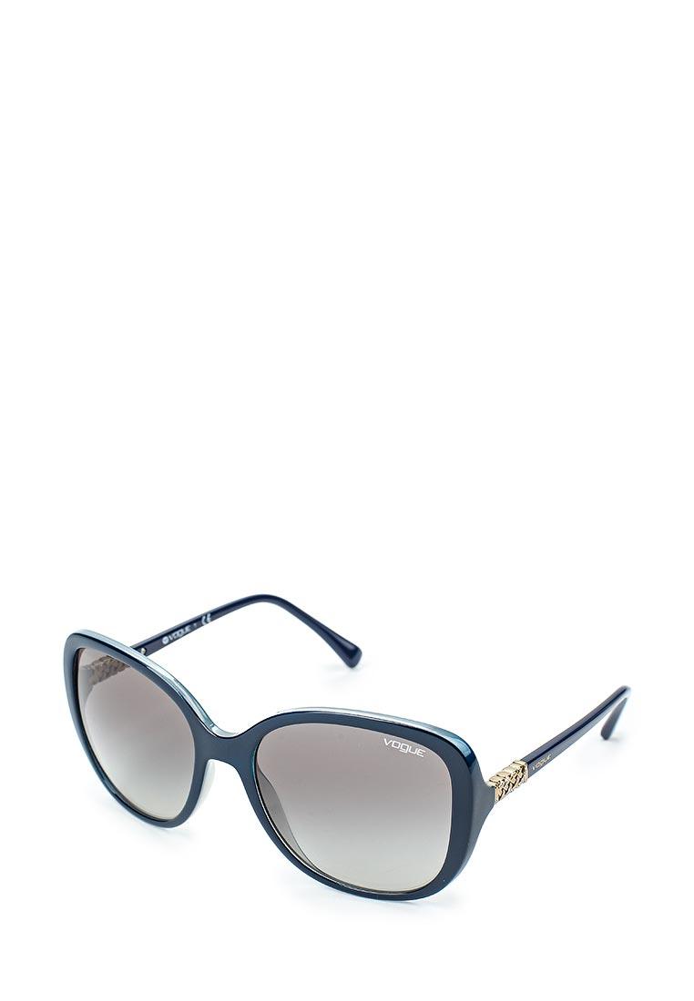 Женские солнцезащитные очки Vogue® Eyewear 0VO5154SB: изображение 9
