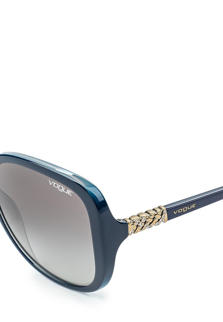 Женские солнцезащитные очки Vogue® Eyewear 0VO5154SB: изображение 10