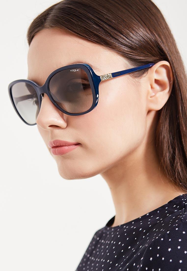 Женские солнцезащитные очки Vogue® Eyewear 0VO5154SB: изображение 12