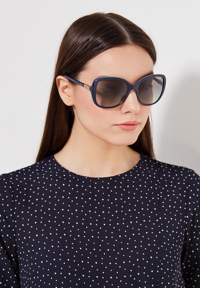 Женские солнцезащитные очки Vogue® Eyewear 0VO5154SB: изображение 13
