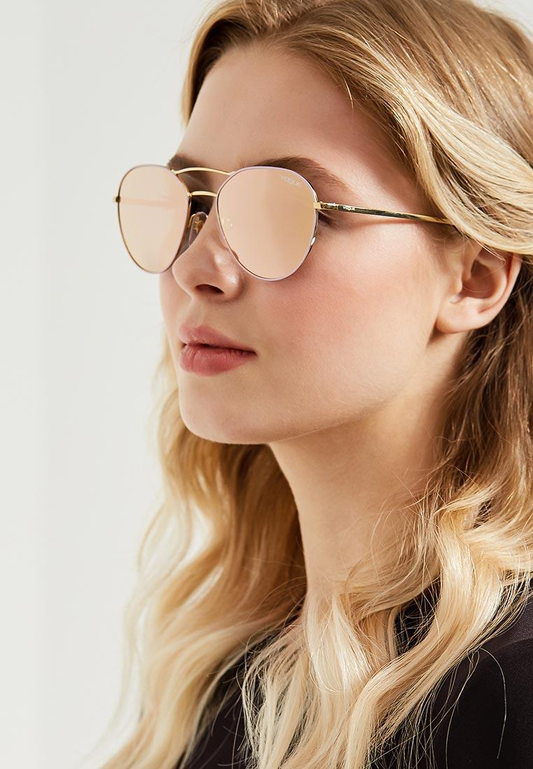 Женские солнцезащитные очки Vogue® Eyewear 0VO4060S: изображение 9