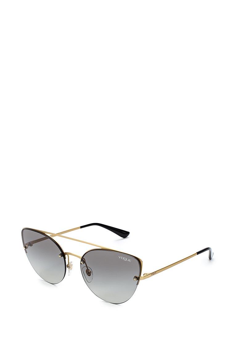 Женские солнцезащитные очки Vogue® Eyewear 0VO4074S: изображение 6