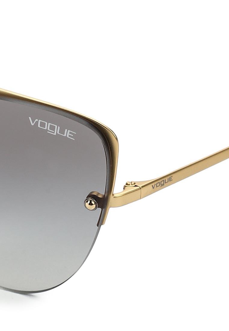 Женские солнцезащитные очки Vogue® Eyewear 0VO4074S: изображение 7