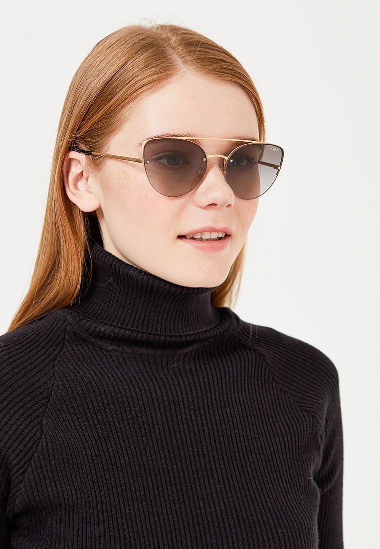 Женские солнцезащитные очки Vogue® Eyewear 0VO4074S: изображение 10