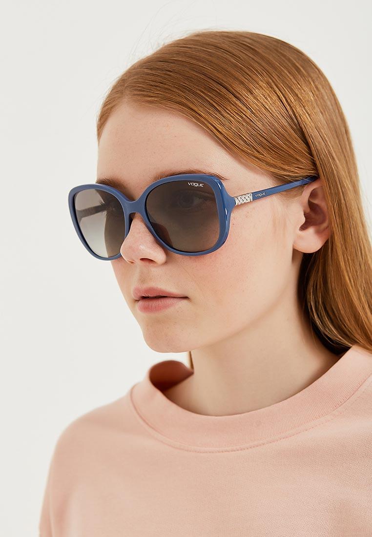 Женские солнцезащитные очки Vogue® Eyewear 0VO5154SB: изображение 17