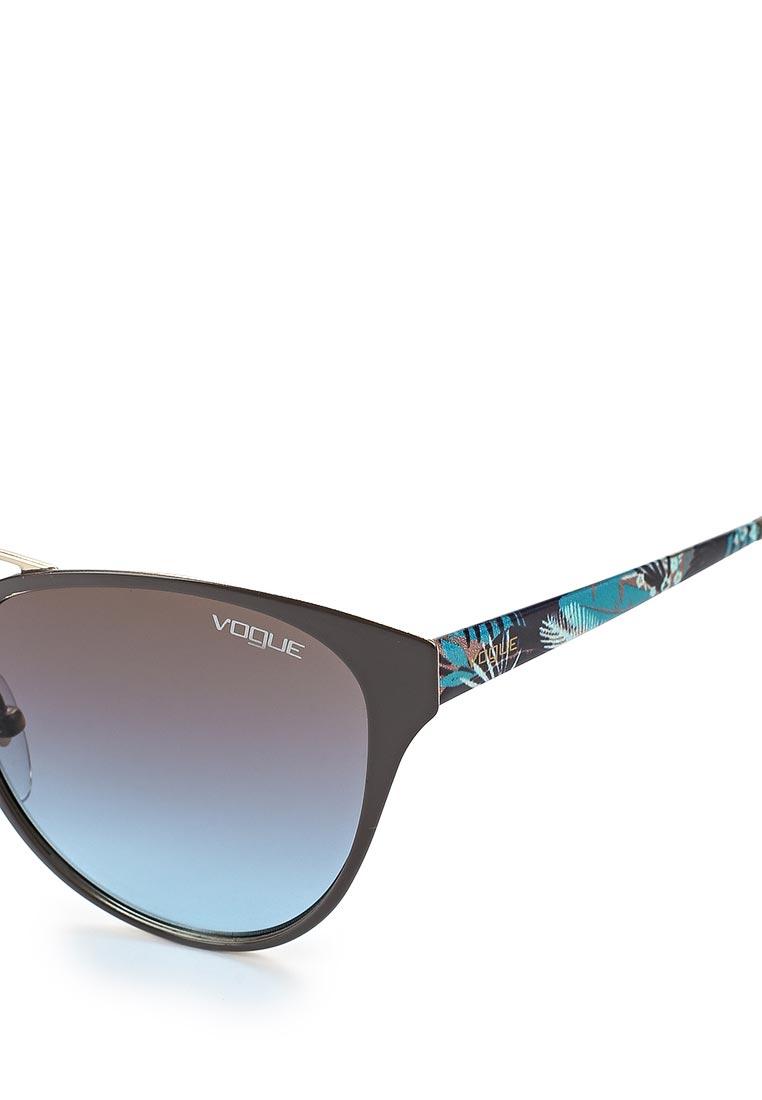 Женские солнцезащитные очки Vogue® Eyewear 0VO4078S: изображение 7