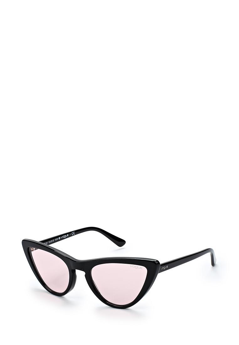 Женские солнцезащитные очки Vogue® Eyewear 0VO5211S: изображение 6