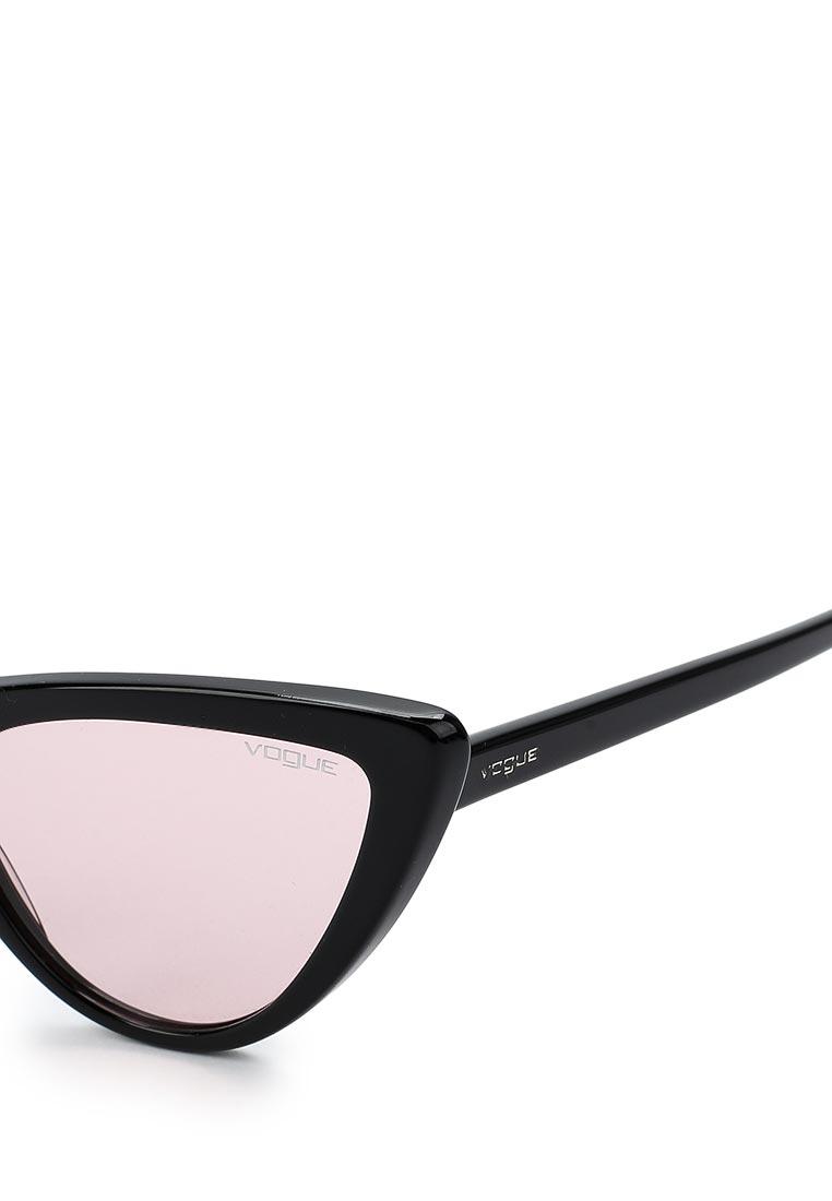 Женские солнцезащитные очки Vogue® Eyewear 0VO5211S: изображение 7