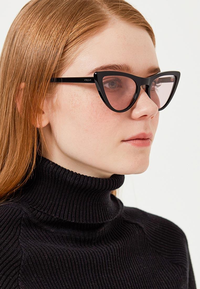Женские солнцезащитные очки Vogue® Eyewear 0VO5211S: изображение 9