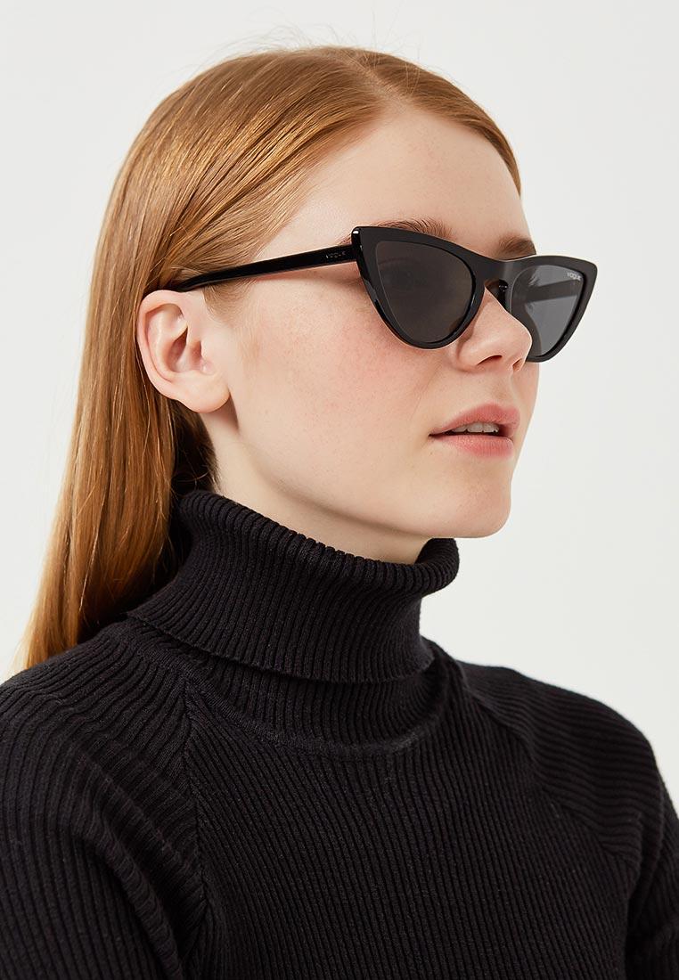 Женские солнцезащитные очки Vogue® Eyewear 0VO5211S: изображение 14