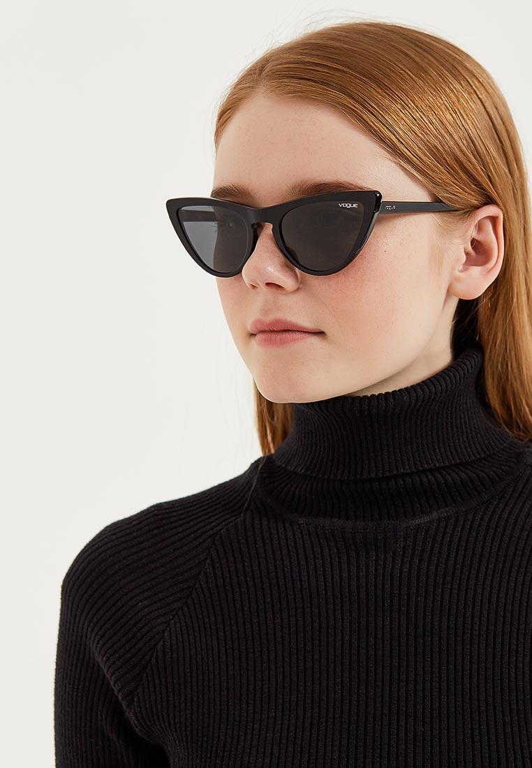 Женские солнцезащитные очки Vogue® Eyewear 0VO5211S: изображение 15