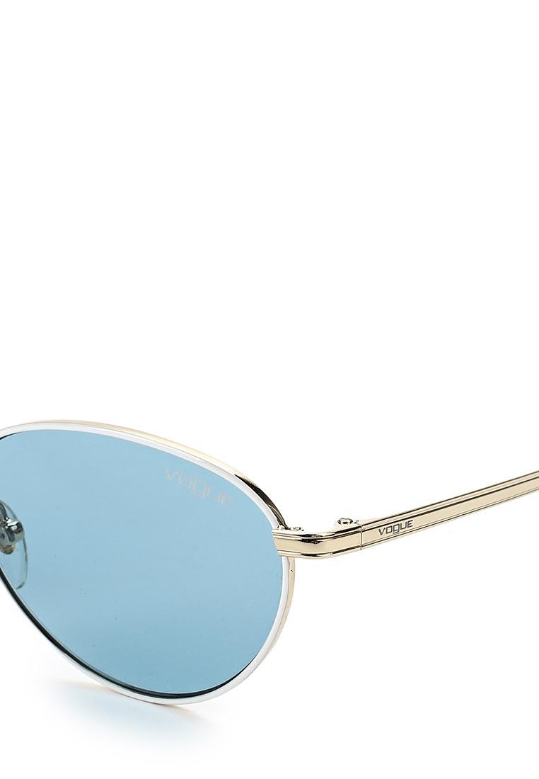 Женские солнцезащитные очки Vogue® Eyewear 0VO4082S: изображение 7
