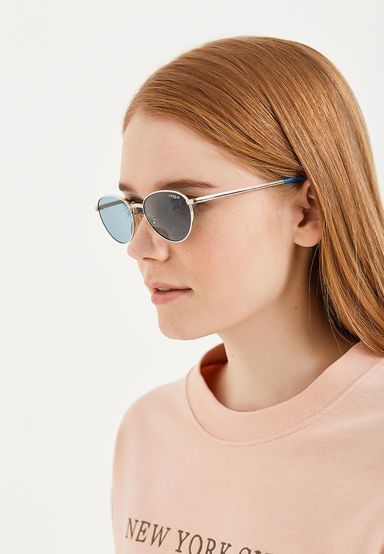 Женские солнцезащитные очки Vogue® Eyewear 0VO4082S: изображение 9