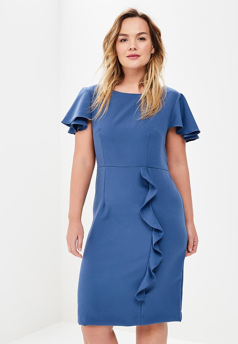Повседневное платье Wersimi W11_DENIM