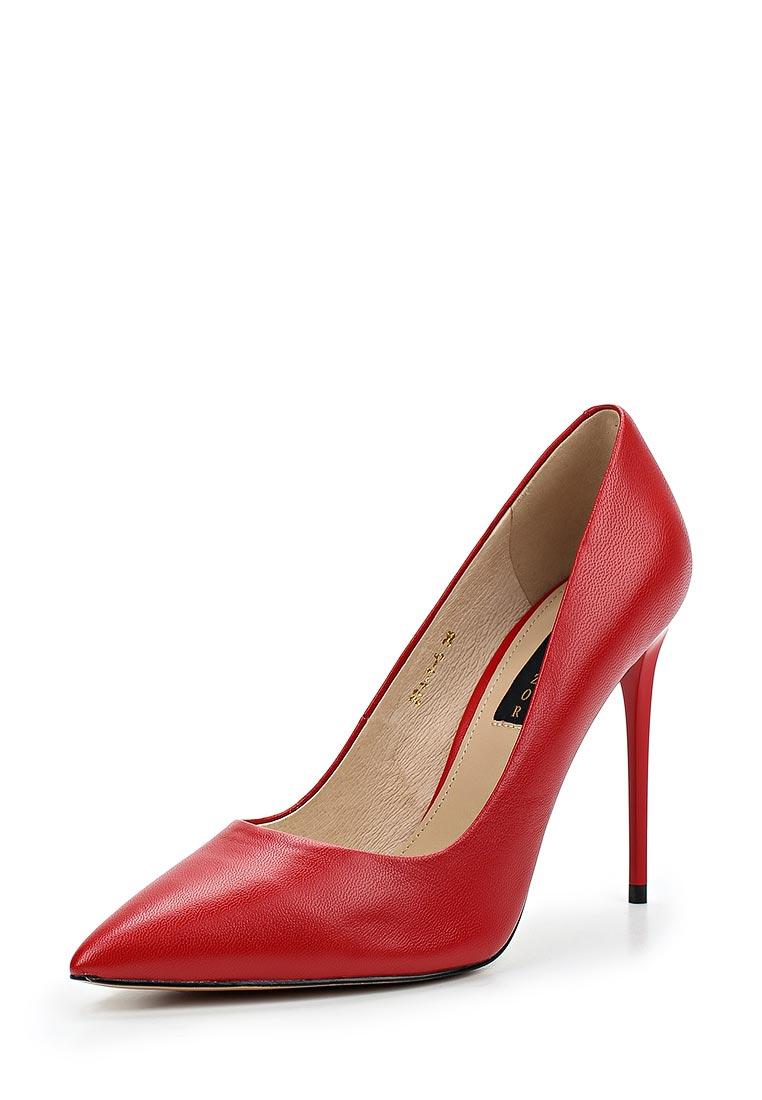 Женские туфли Winzor 274-1-5