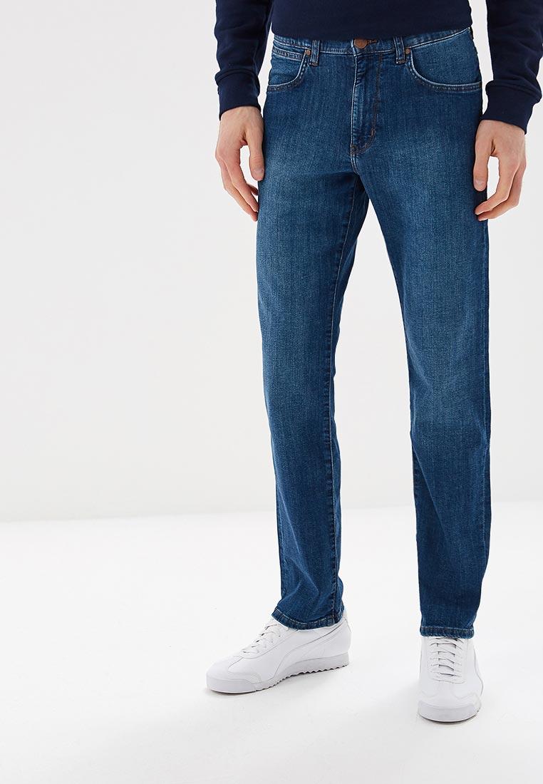 Мужские прямые джинсы Wrangler (Вранглер) W12OQA24X
