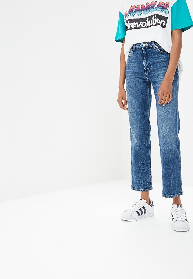 Прямые джинсы Wrangler (Вранглер) W238RH17R