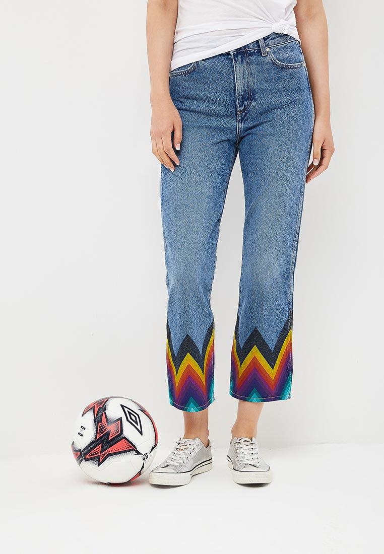 Прямые джинсы Wrangler (Вранглер) W27YER19K