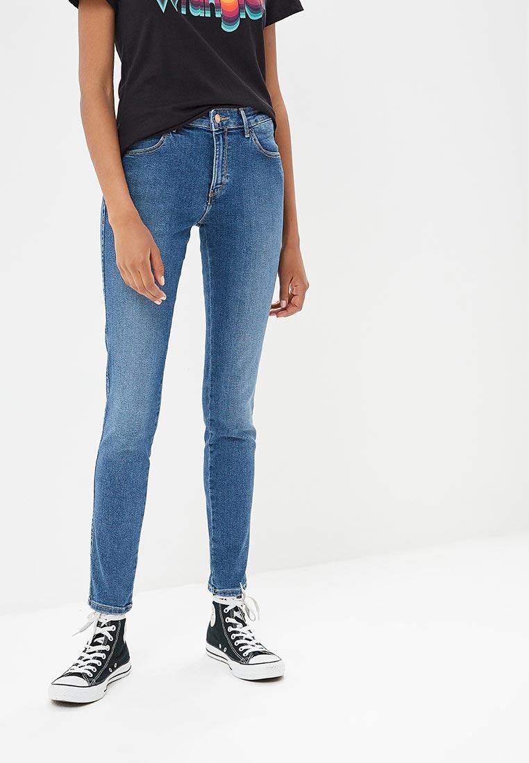 Зауженные джинсы Wrangler (Вранглер) W28KRF17P