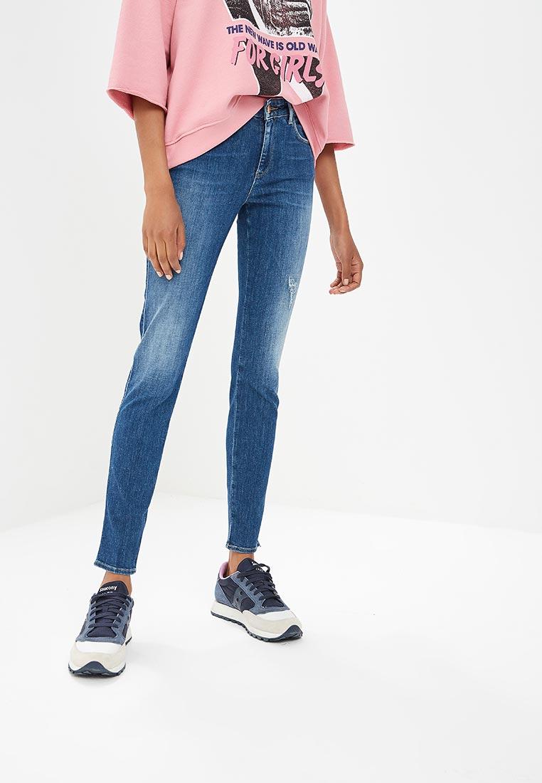 Зауженные джинсы Wrangler (Вранглер) W28KRG17T