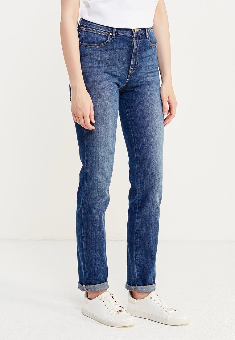 Зауженные джинсы Wrangler (Вранглер) W27GX785U: изображение 8