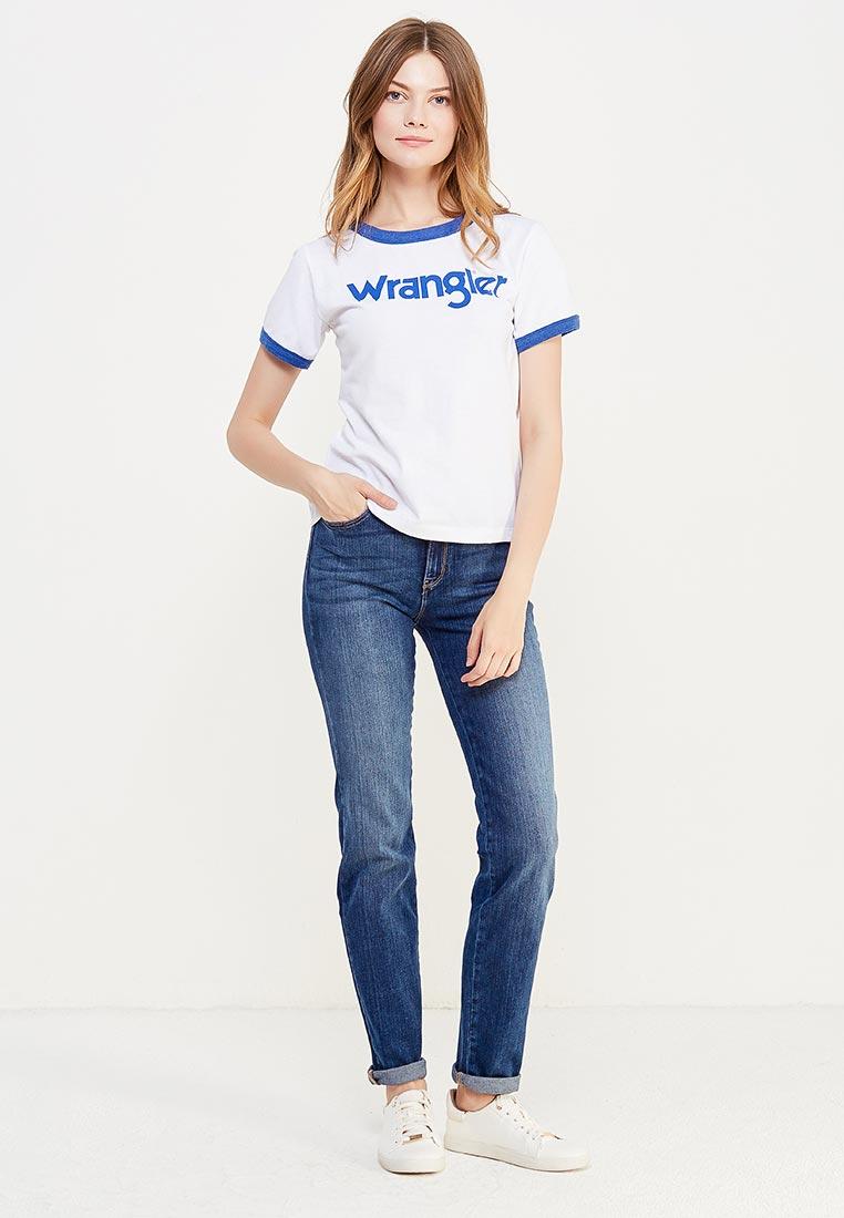 Зауженные джинсы Wrangler (Вранглер) W27GX785U: изображение 9
