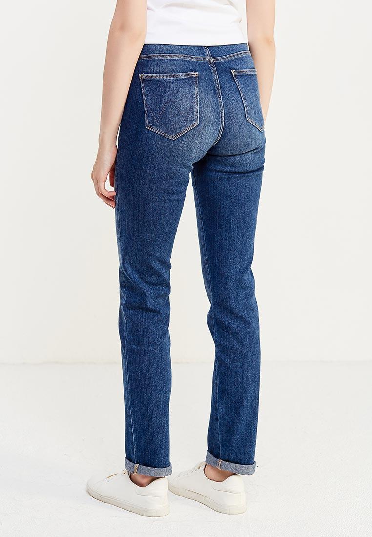 Зауженные джинсы Wrangler (Вранглер) W27GX785U: изображение 10