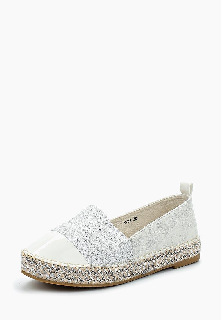 Женские эспадрильи WS Shoes Y-81