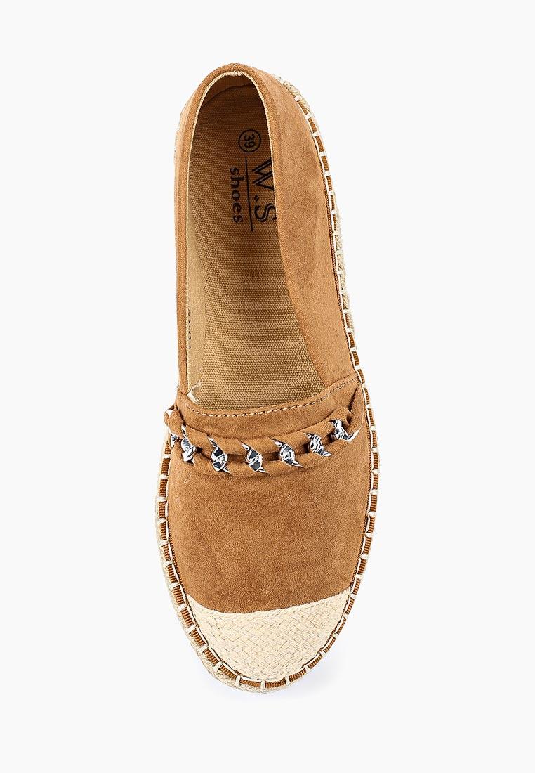 Женские эспадрильи WS Shoes FD-72: изображение 9