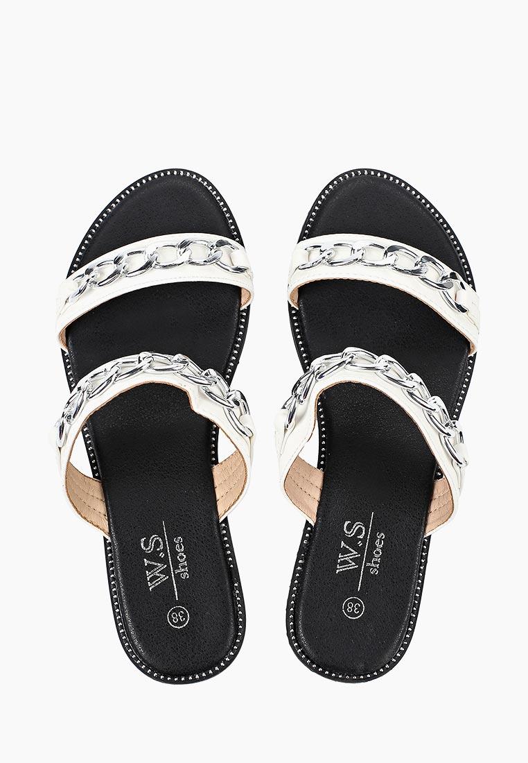 Женские сабо WS Shoes FD-78: изображение 7