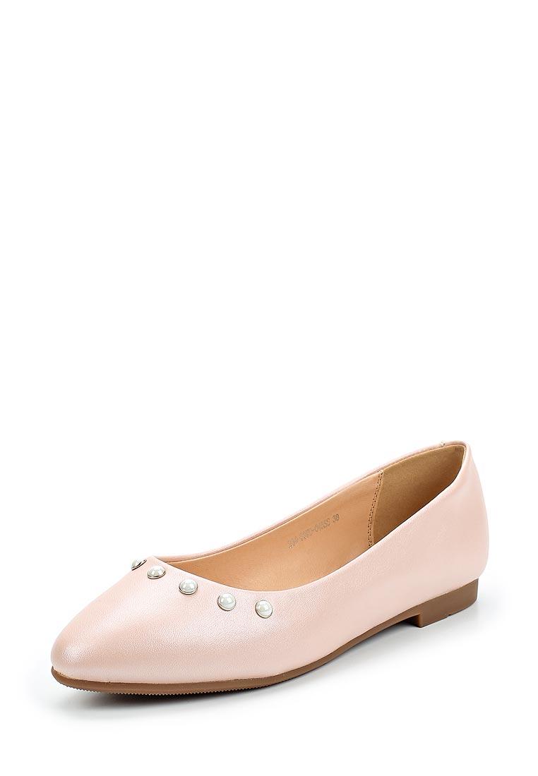 Женские балетки Zenden Woman 234-33WB-045SS