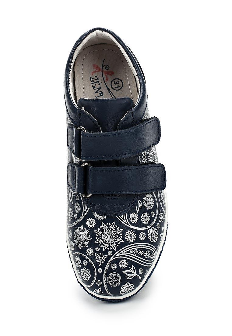 Ботинки для девочек Zenden Collection 12-31GG-018ZK: изображение 8