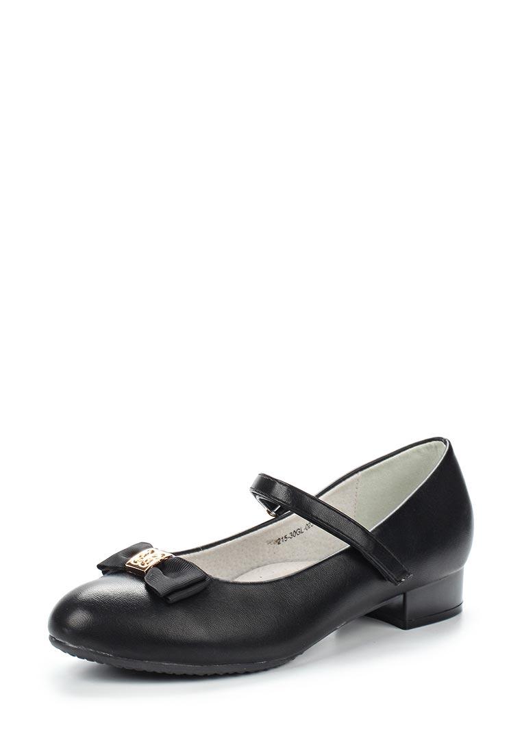 Туфли для девочек Zenden Collection (Зенден Коллекция) 215-30GL-023SK